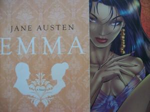 Emma and Literary Girlfriend