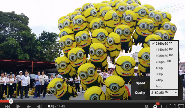 YouTube Is Experimenting With Ultra High Def, Ultra Smooth Video Playback — Here Are The Examples