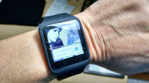 Google Play Music Android Wear main