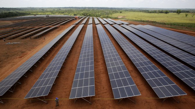 Could solar power overtake natural gas in the US?